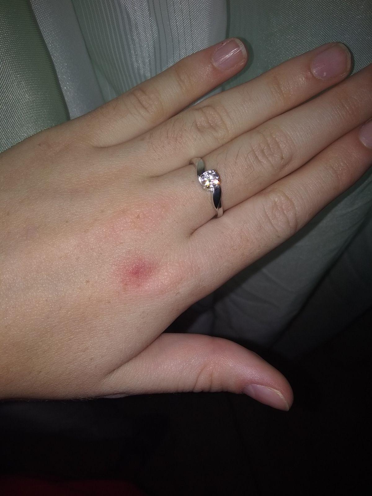 Очень хорошее кольцо