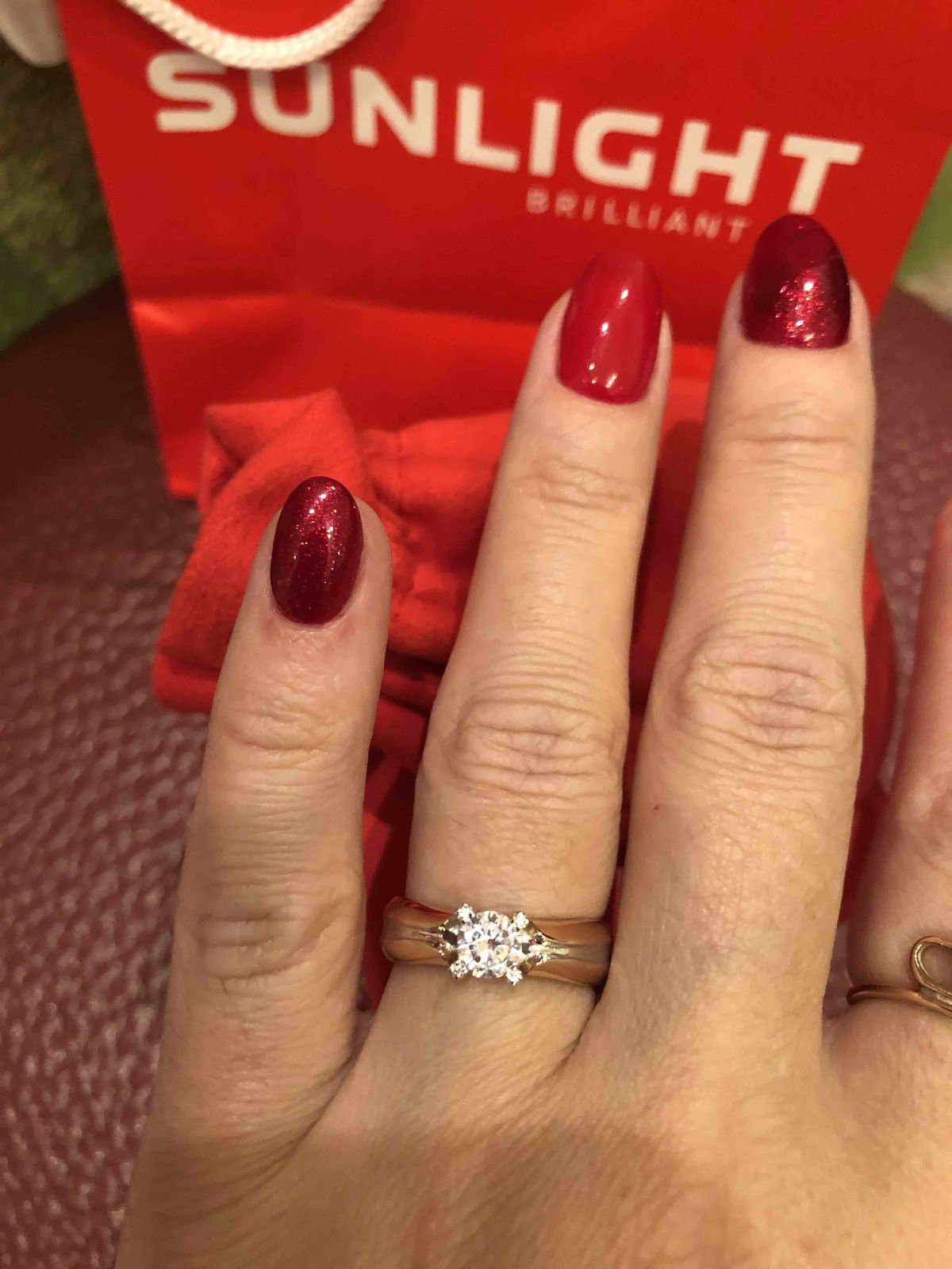 Очень красивое кольцо !!!