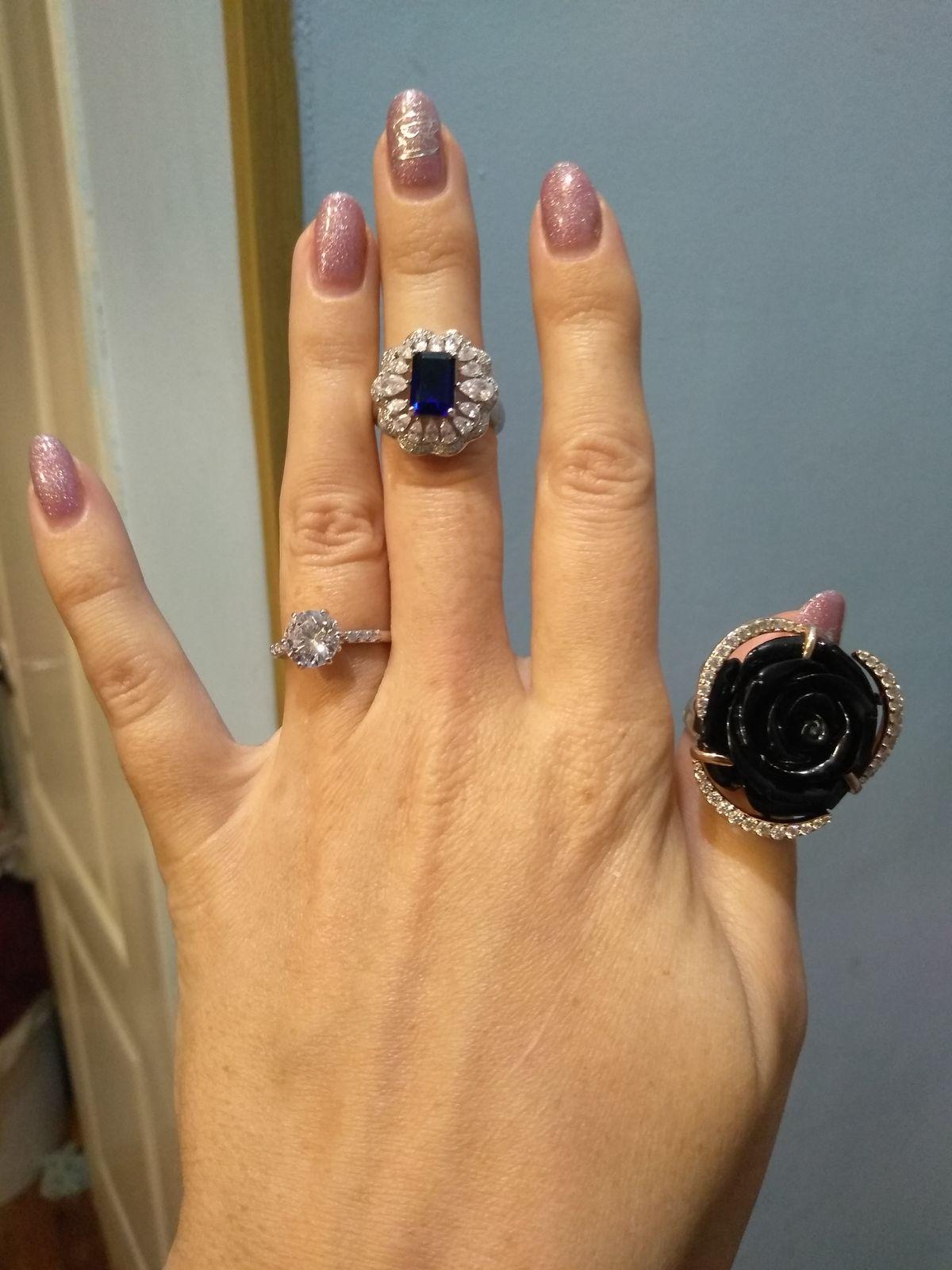 Перстень царицы.