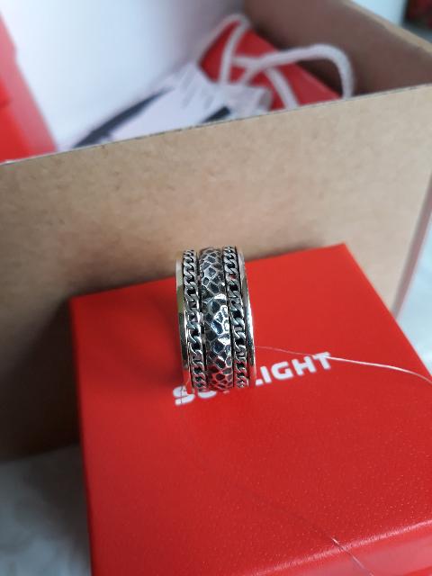 Кольцо с крутилками