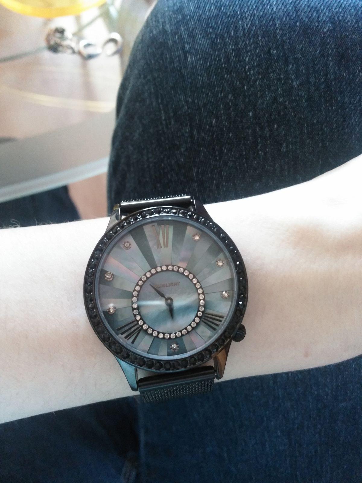 Ооочень красивые часы!