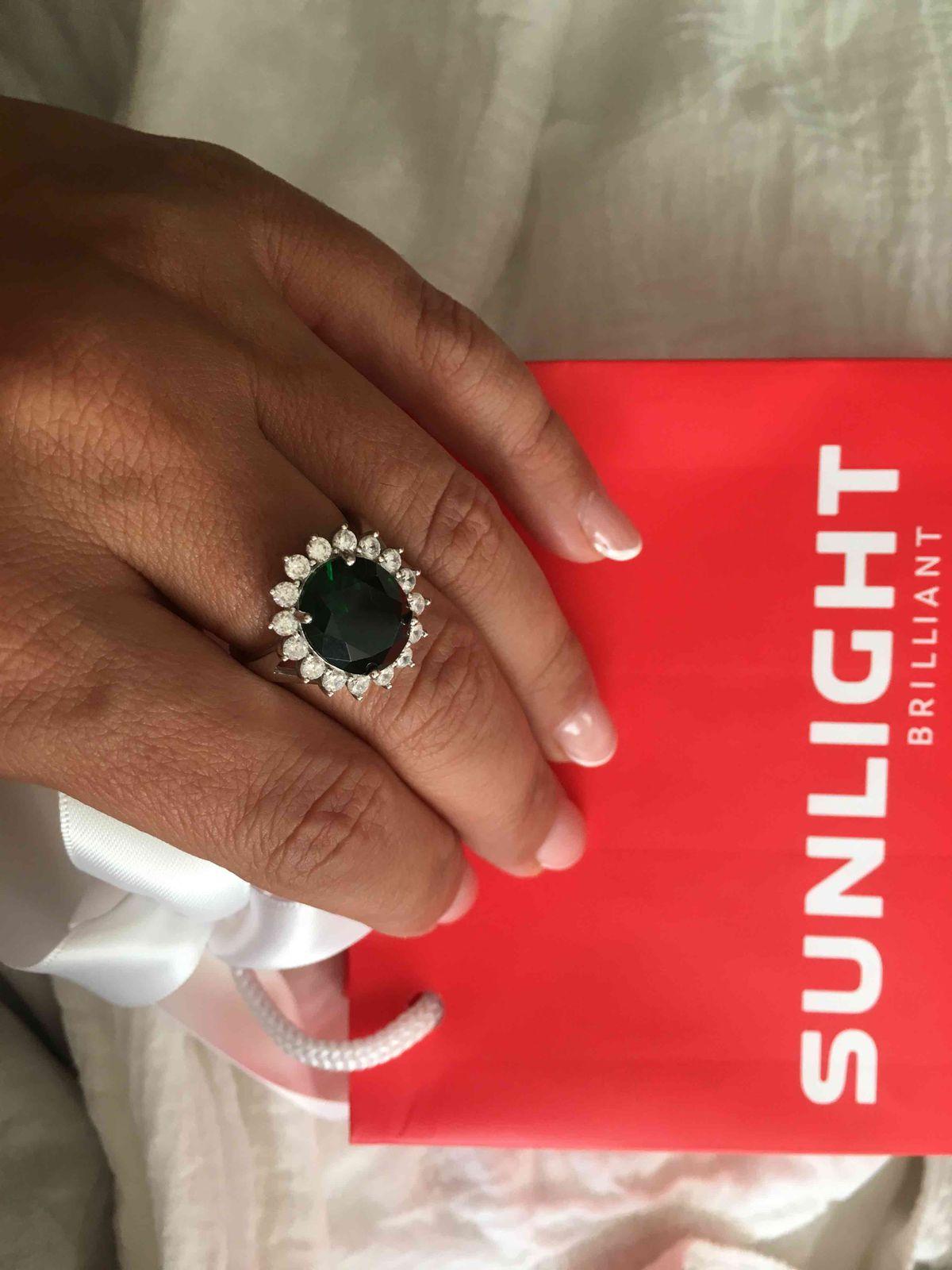 Необыкновенный  серебряный  перстень