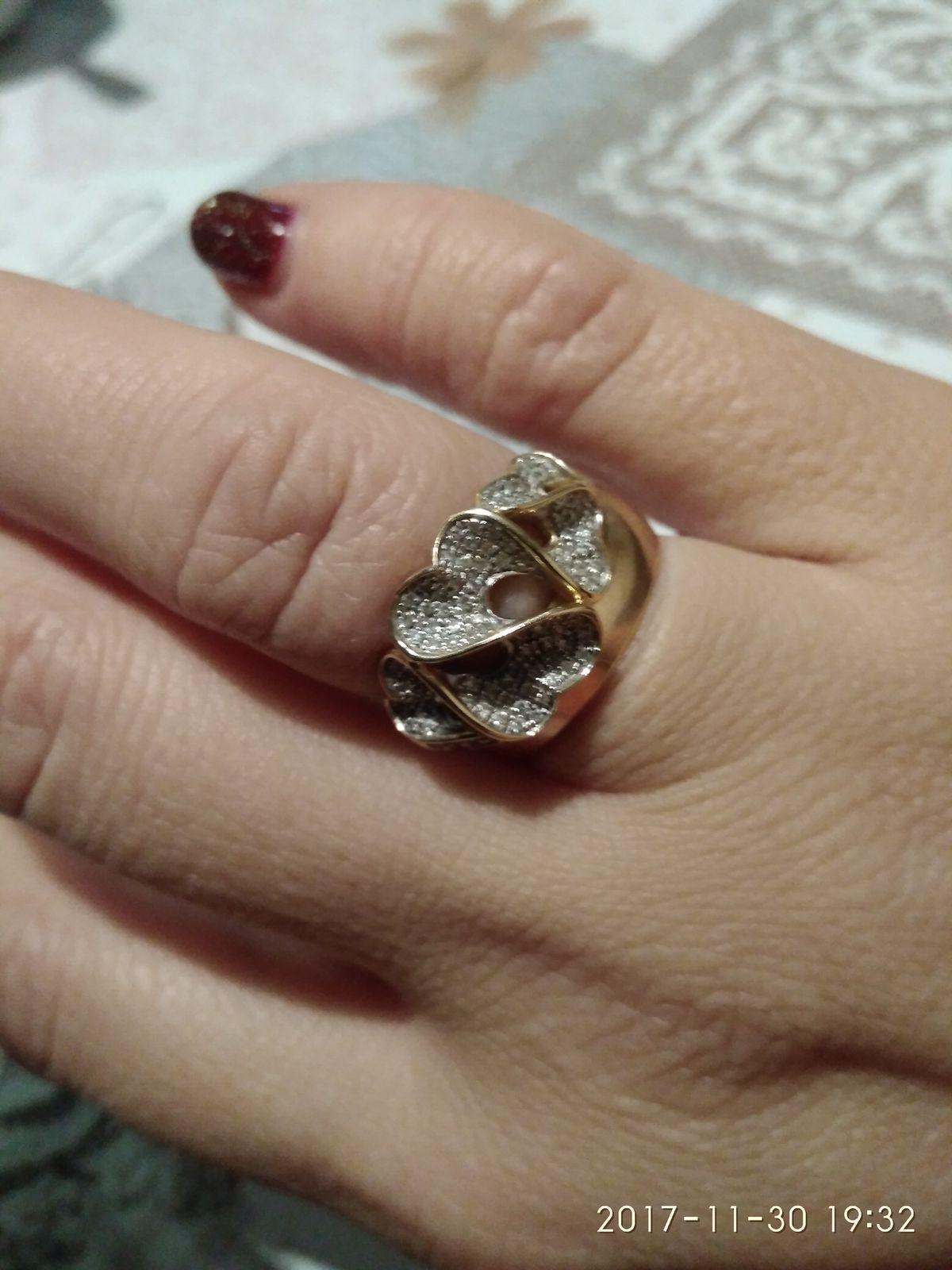 Кольцо просто супер