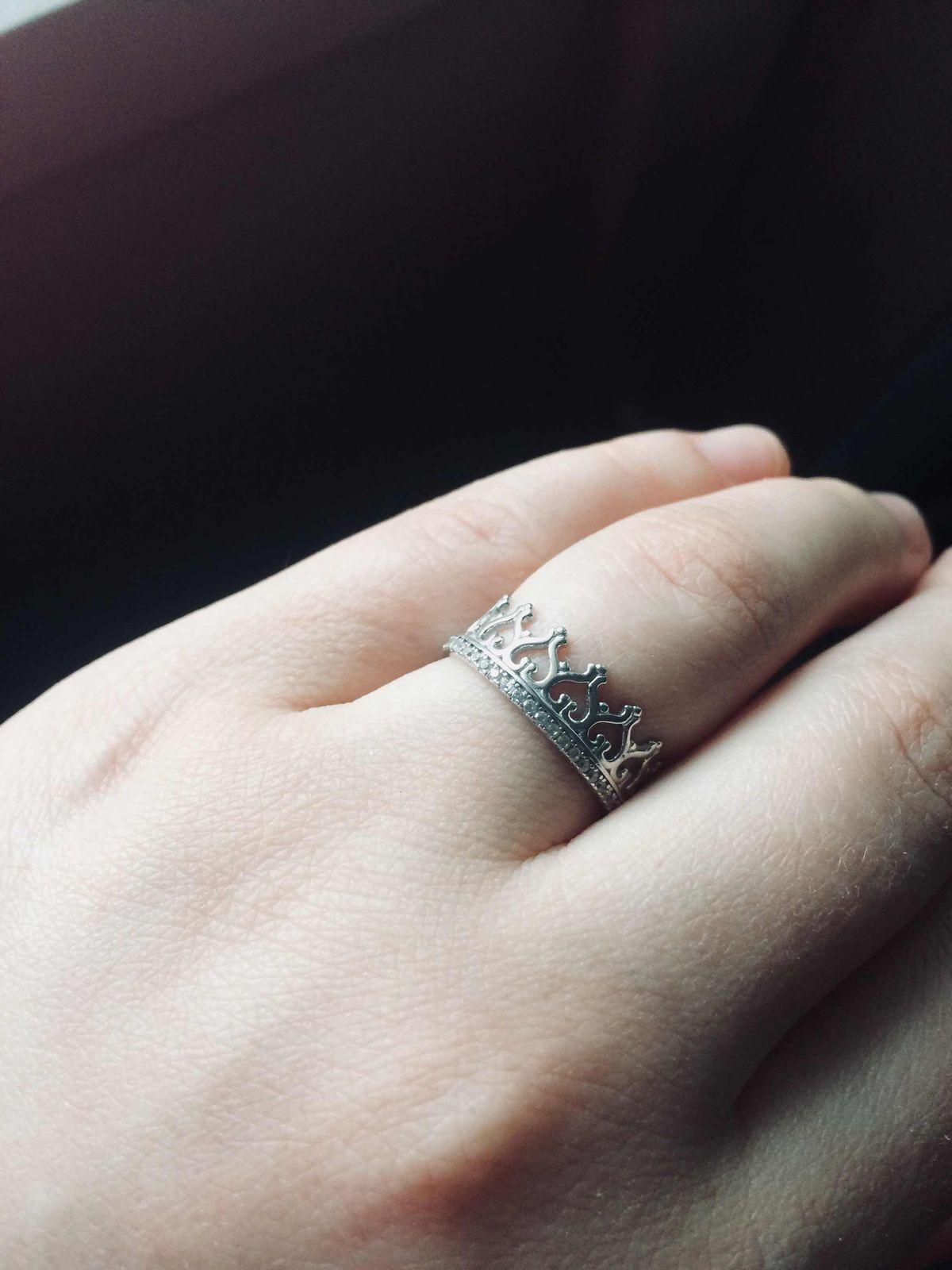 Я люблю это кольцо!
