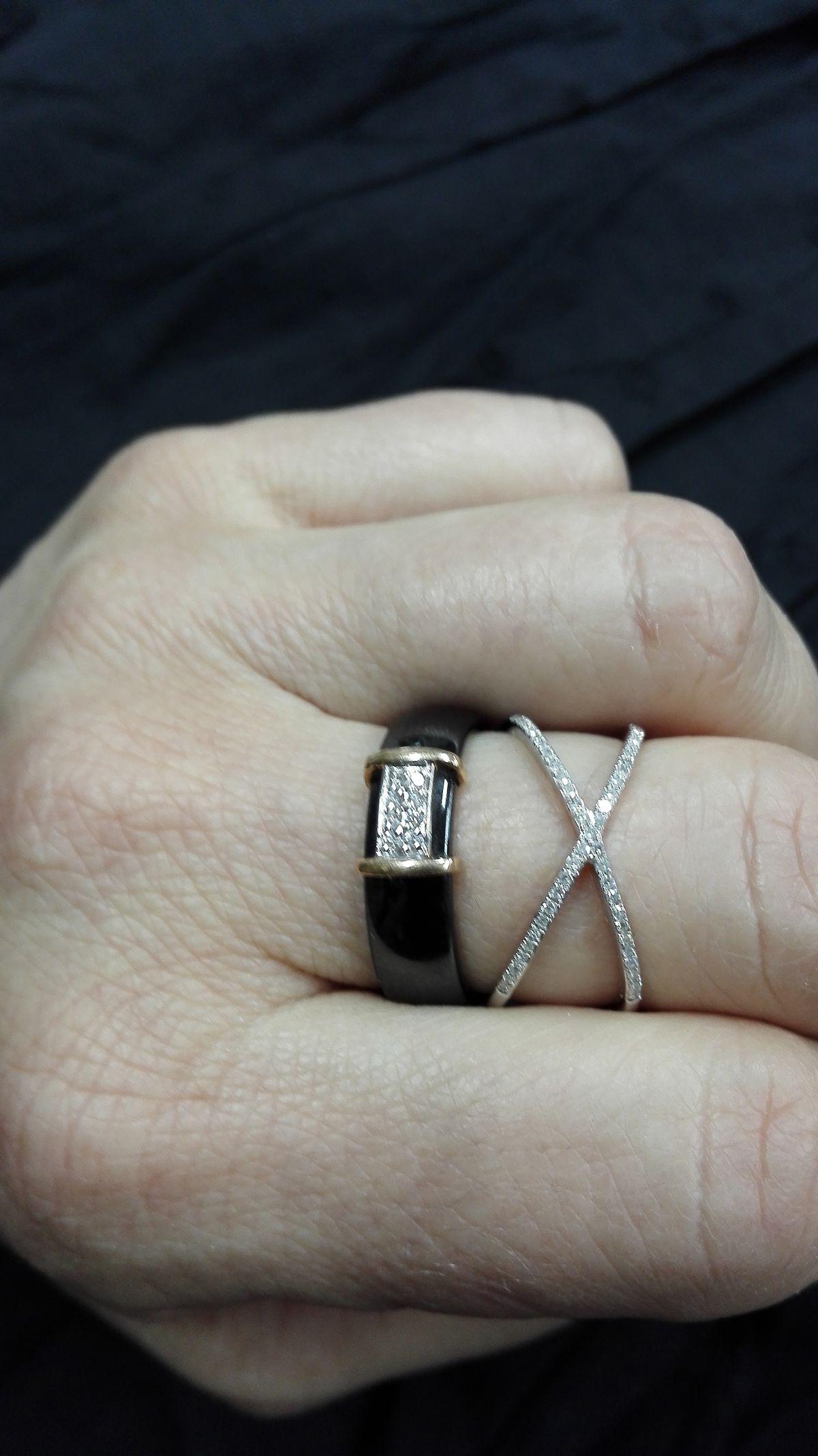 Нежное и стильное кольцо!