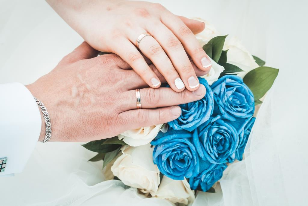 Наши свадебные кольца
