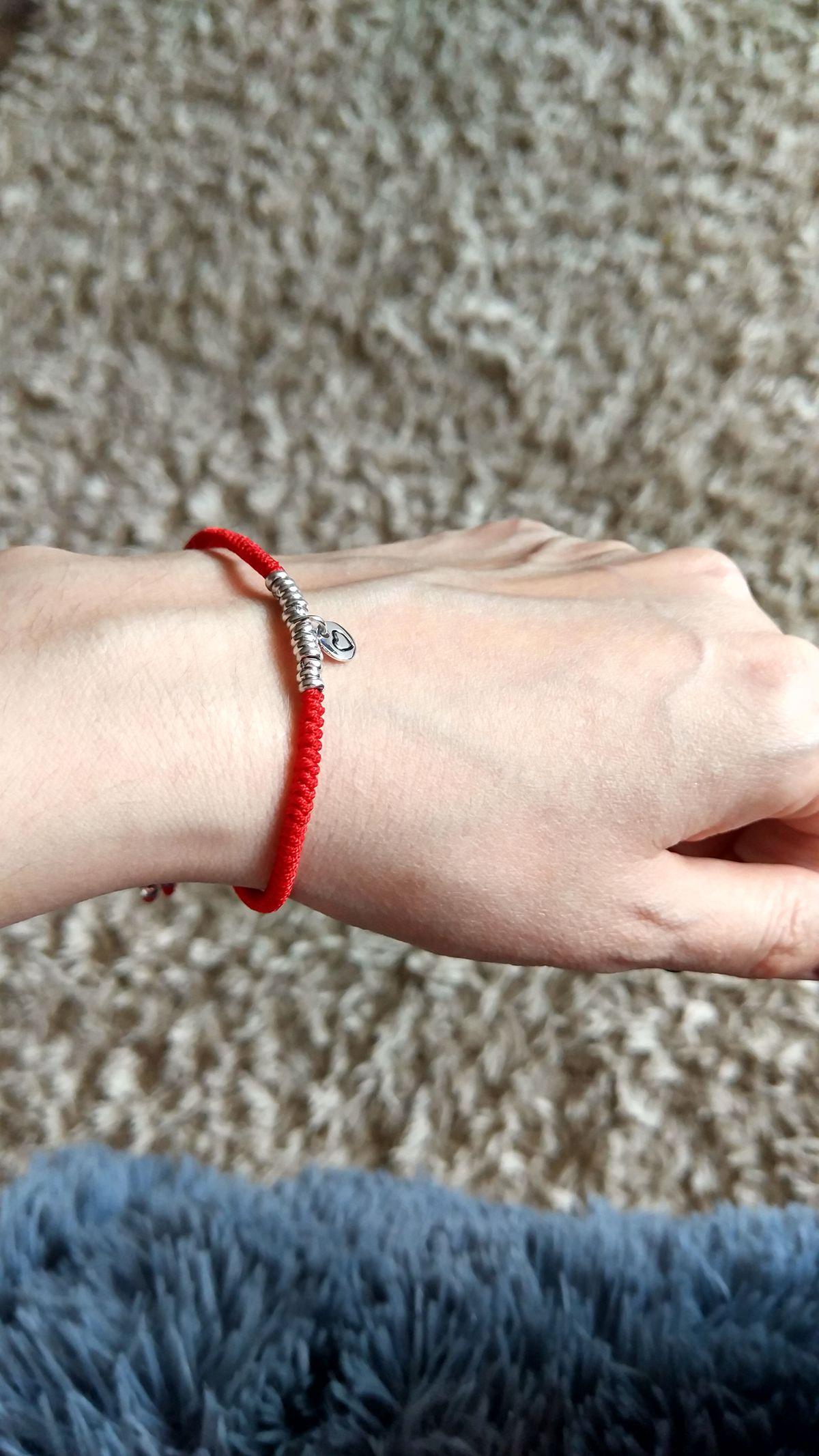 Любимый мой браслет!