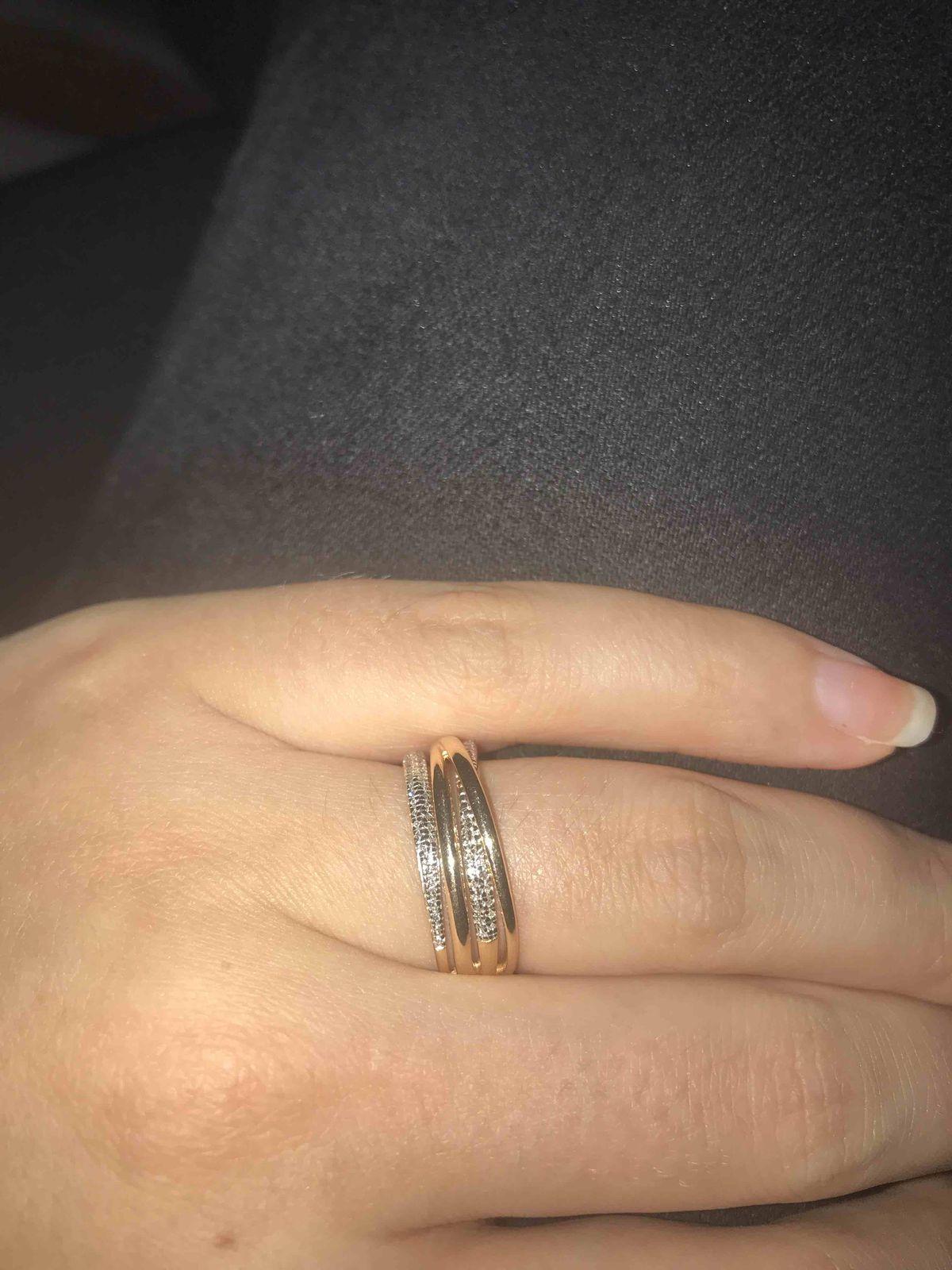 Шикарное кольцо по шикарной акции!