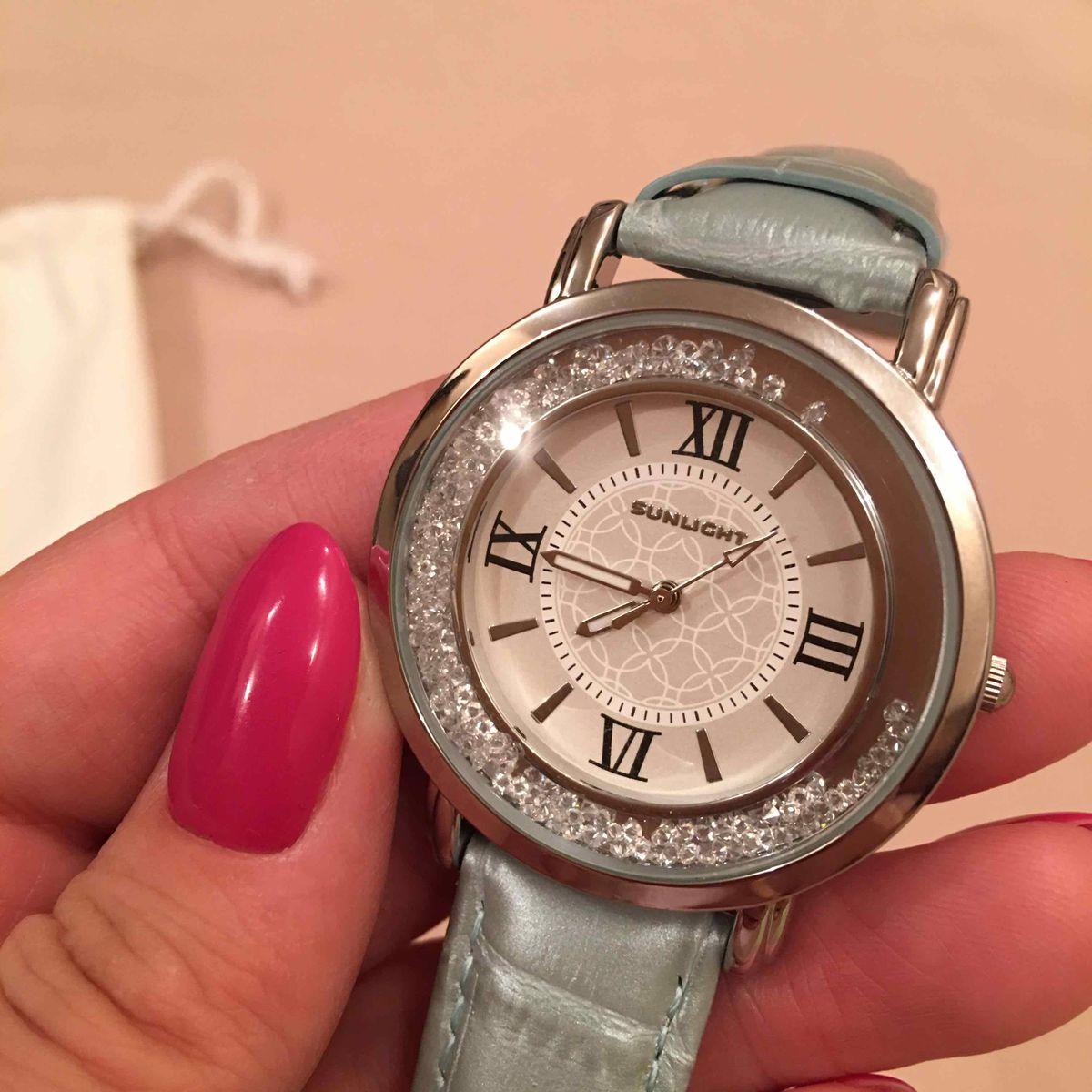 Очень нежные fashion часы