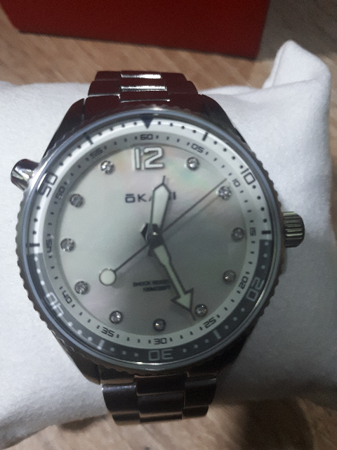 Часы: OKAMI Коллекция: LOBSTER LADY