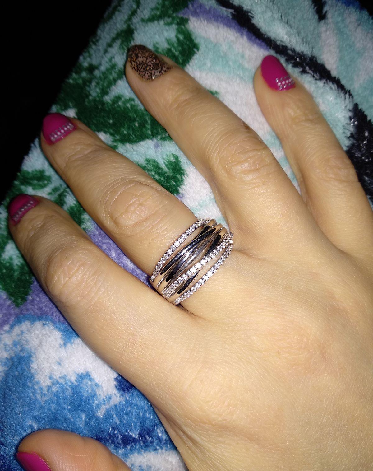 Прелестное кольцо 🤩!!!