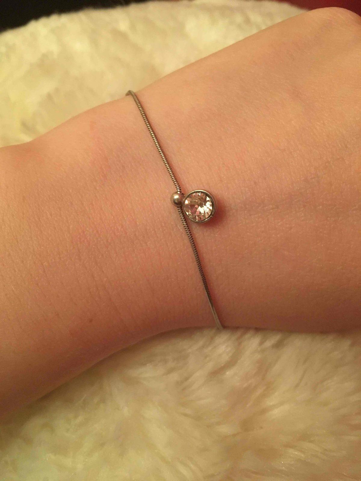 Милейший тонкий браслет