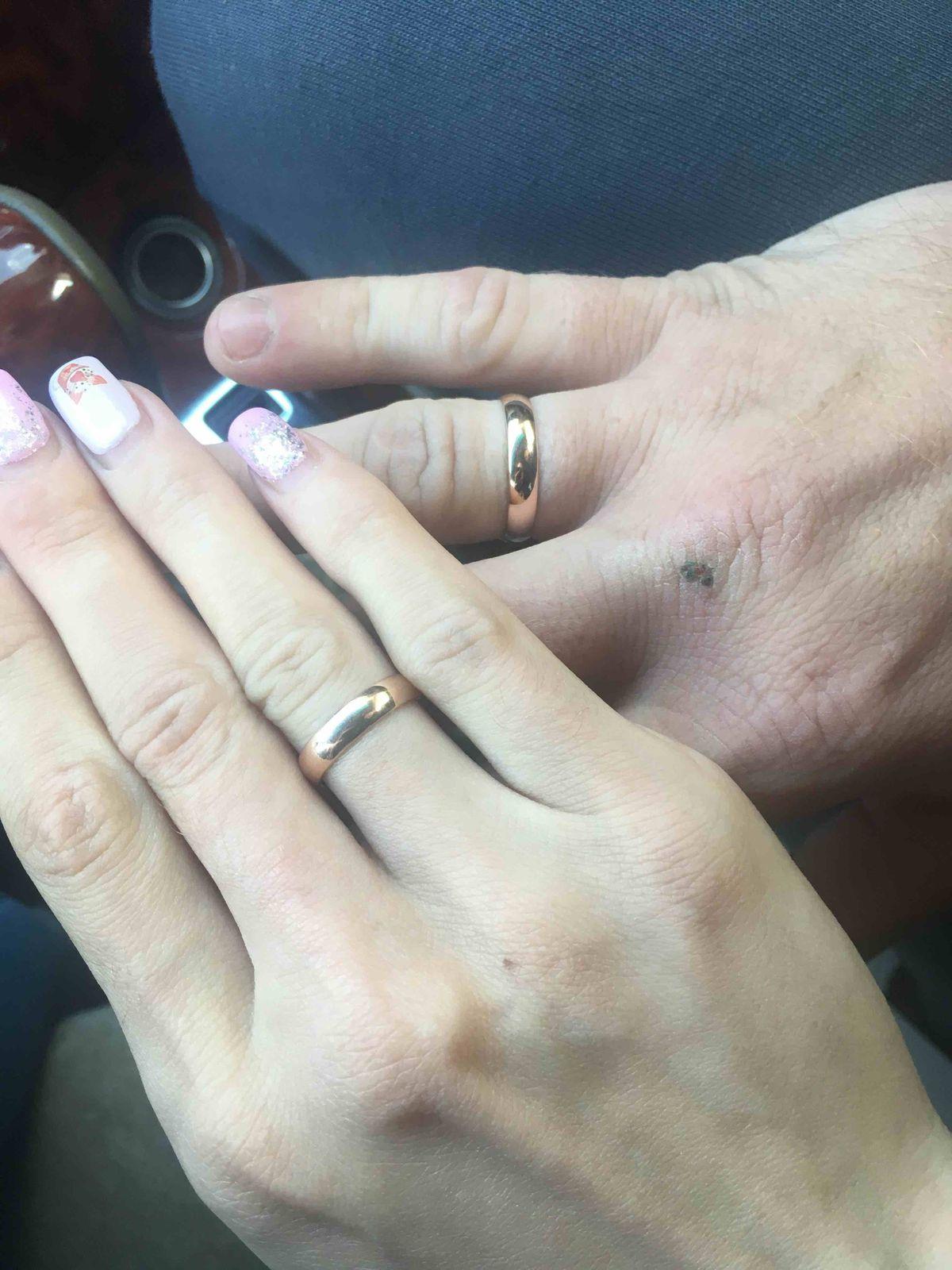 Суперское ,обручальное кольцо!!!