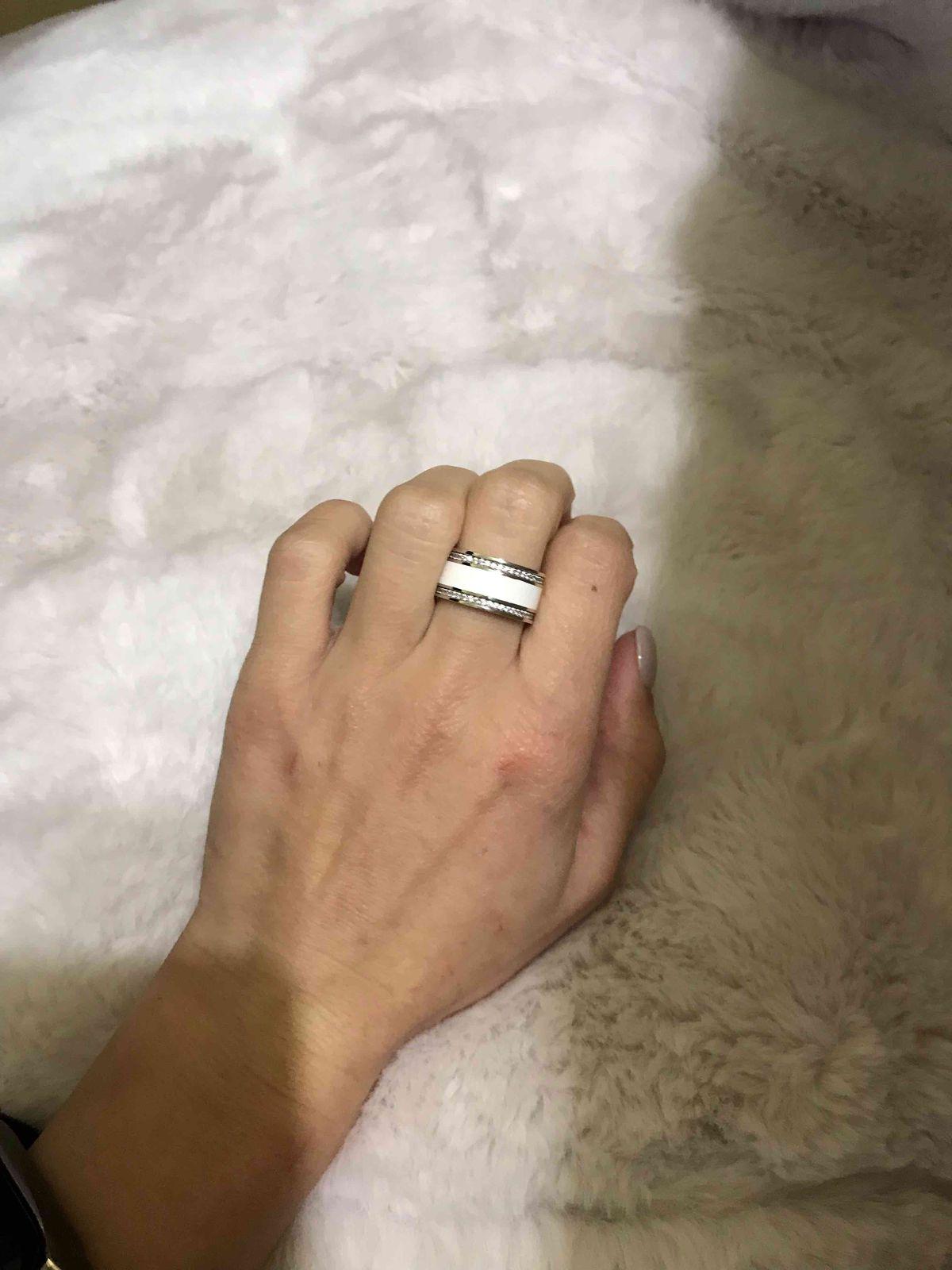 Широкое кольцо с филнитами 💫