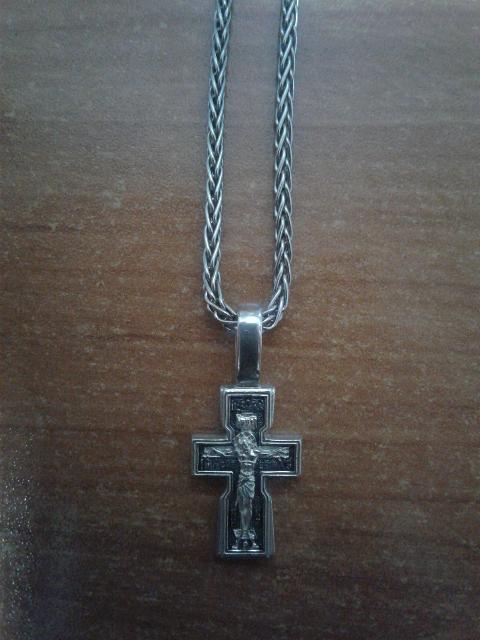 Крестик практичный