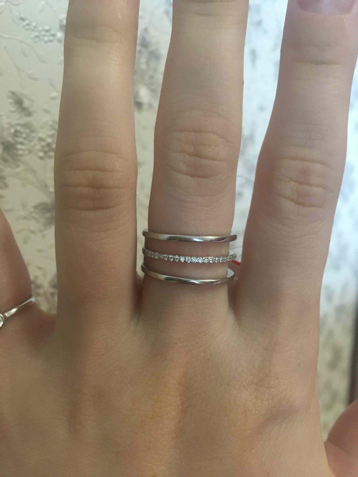 Трехслойное кольцо