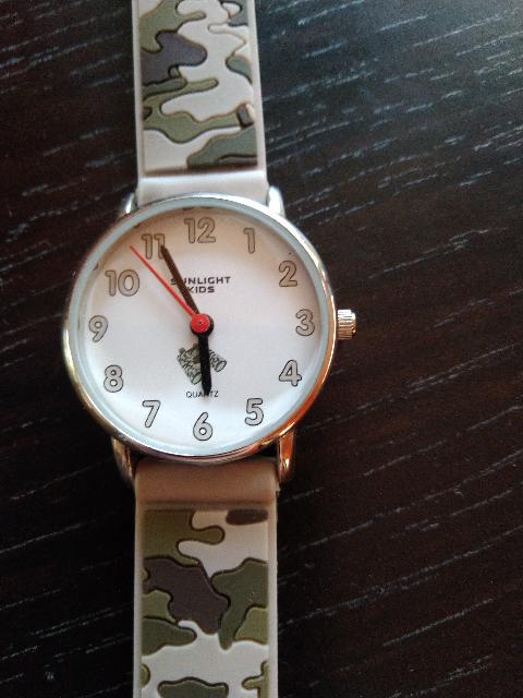 Часы для мальчика)
