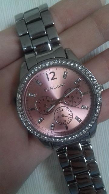 Потрясающие часы!