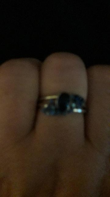 Мое кольцо .