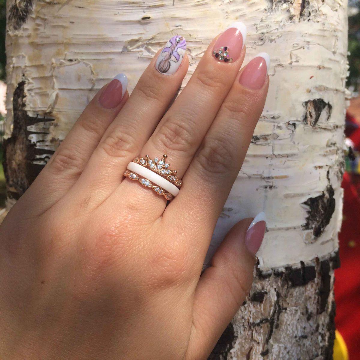 Восхитительное кольцо 👑💍