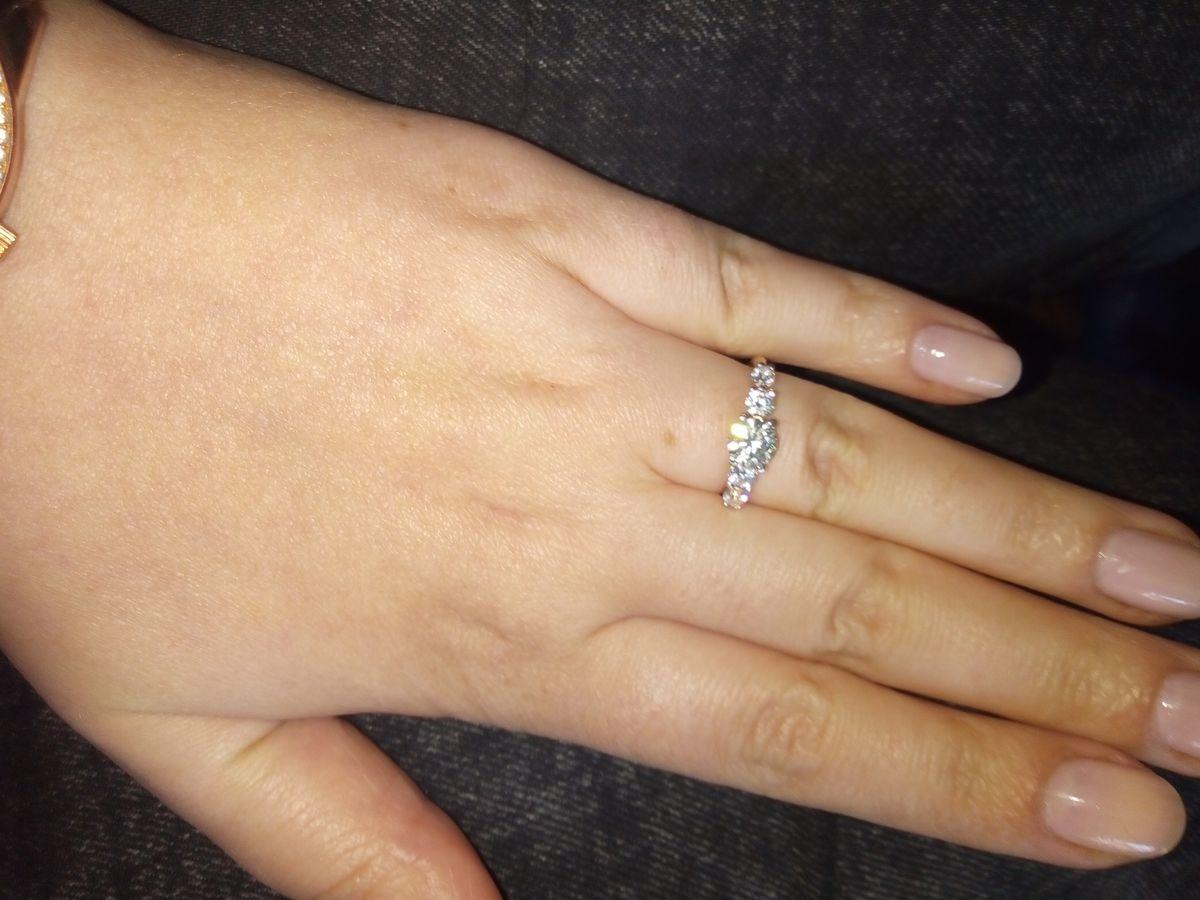 Шикарное кольцо!!