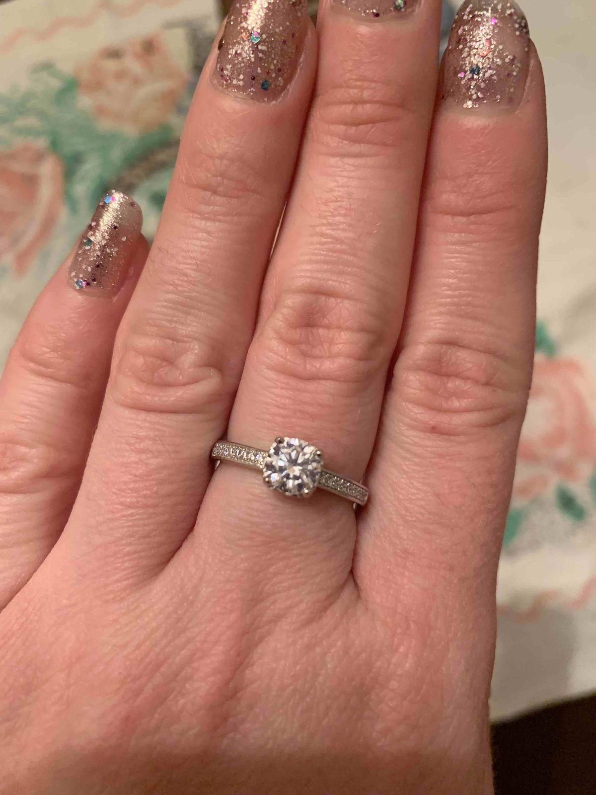 Очень милое кольцо)