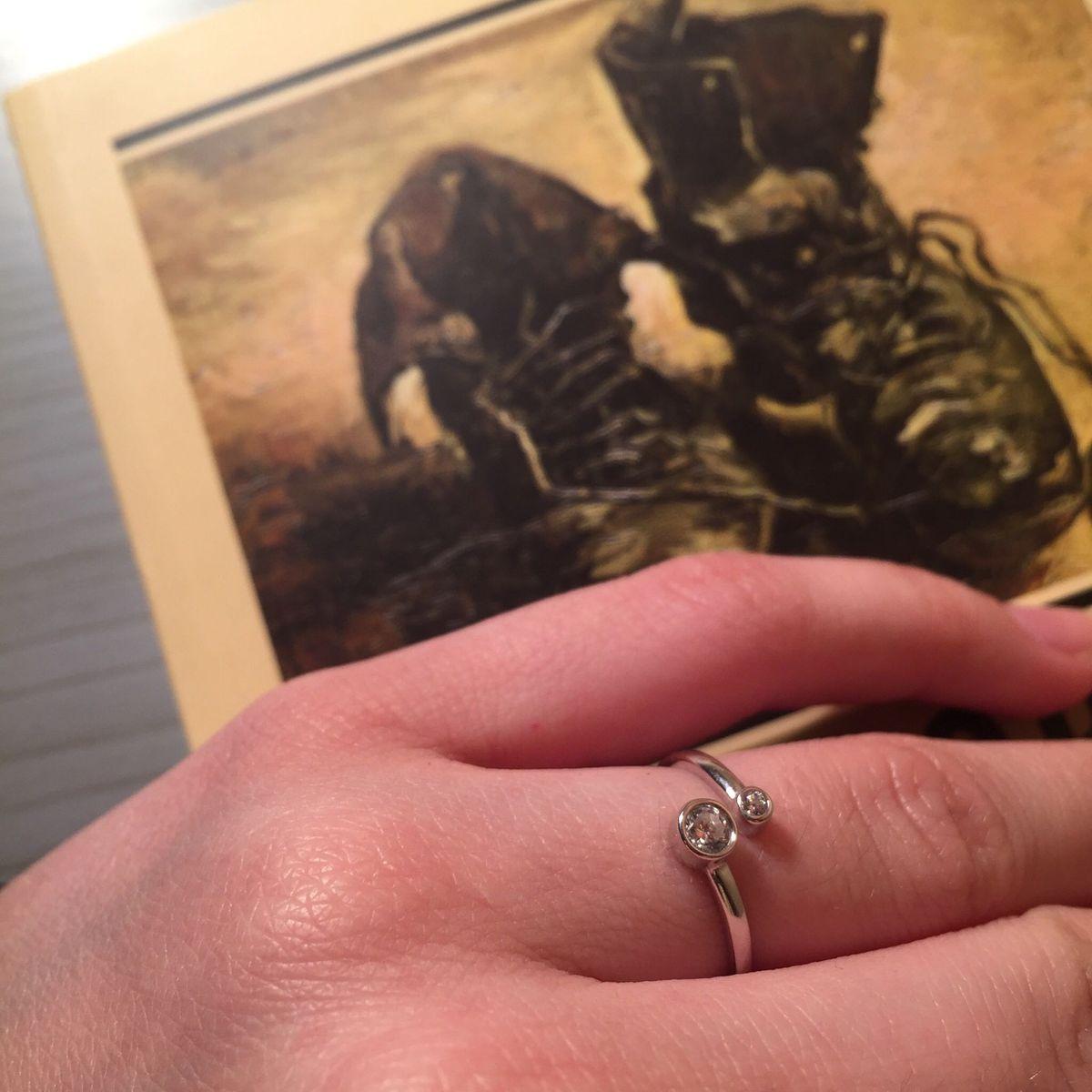 Красивое кольцо на каждый день