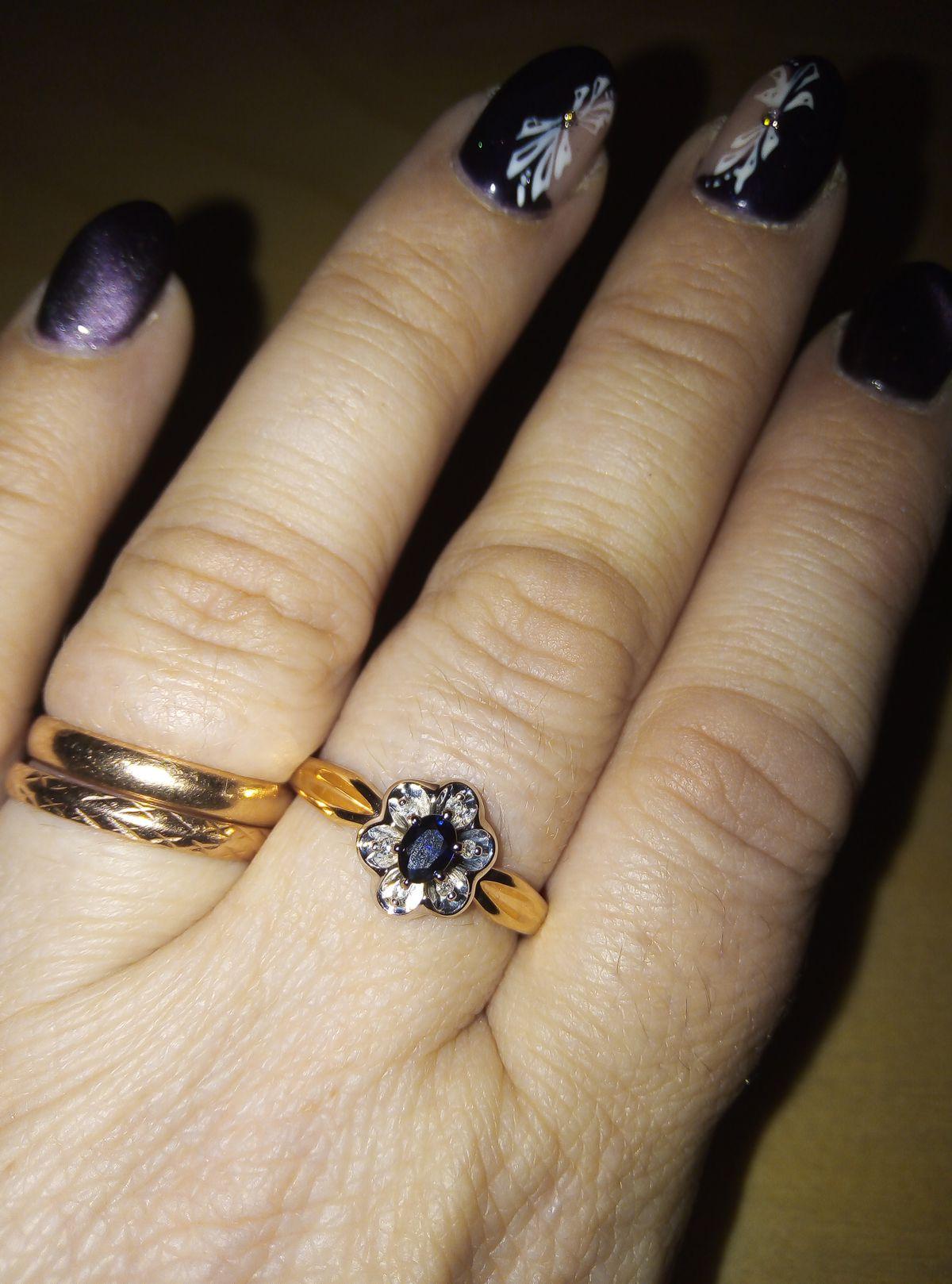 Кольцо красивое !!!