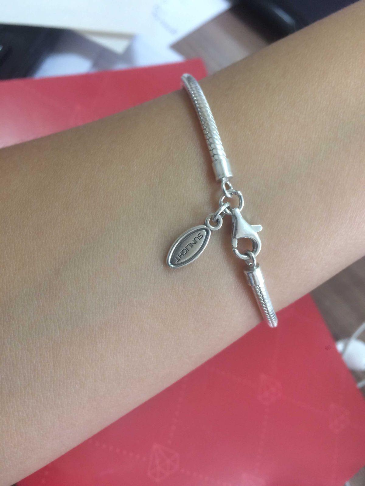Мягкий браслет