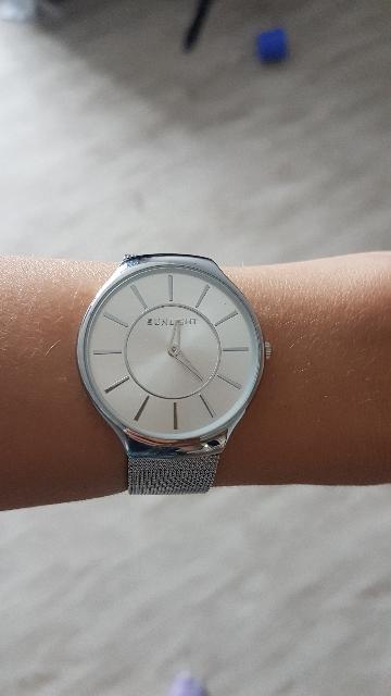 Часы sunlight с миланским браслетом