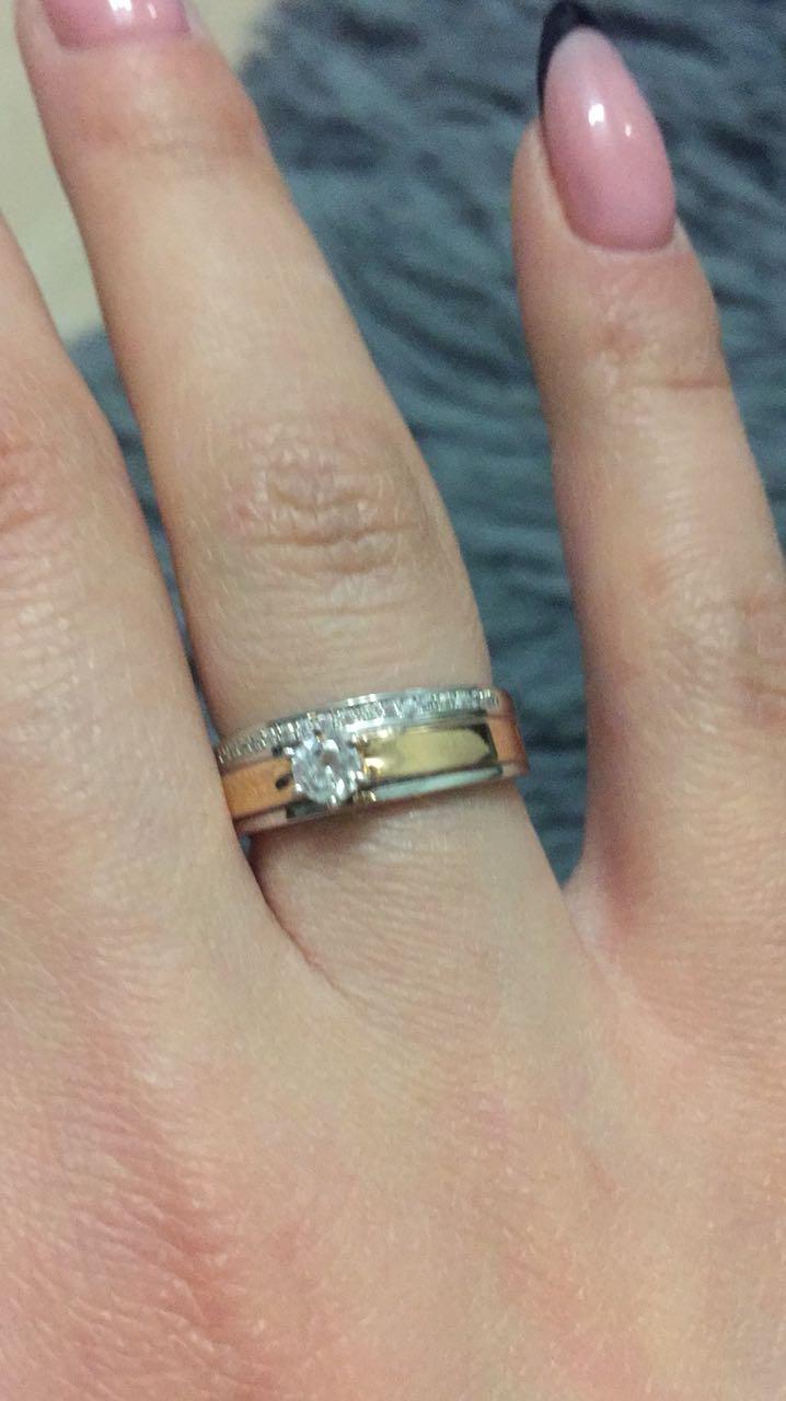 Самое красивое в мире кольцо.