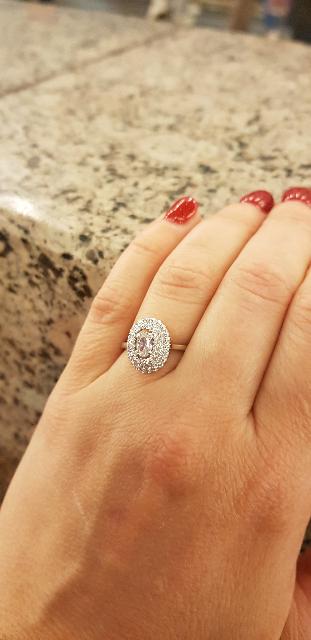 Очень хорошее кольцо.