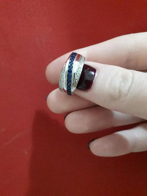 Кольцо отличное!!!