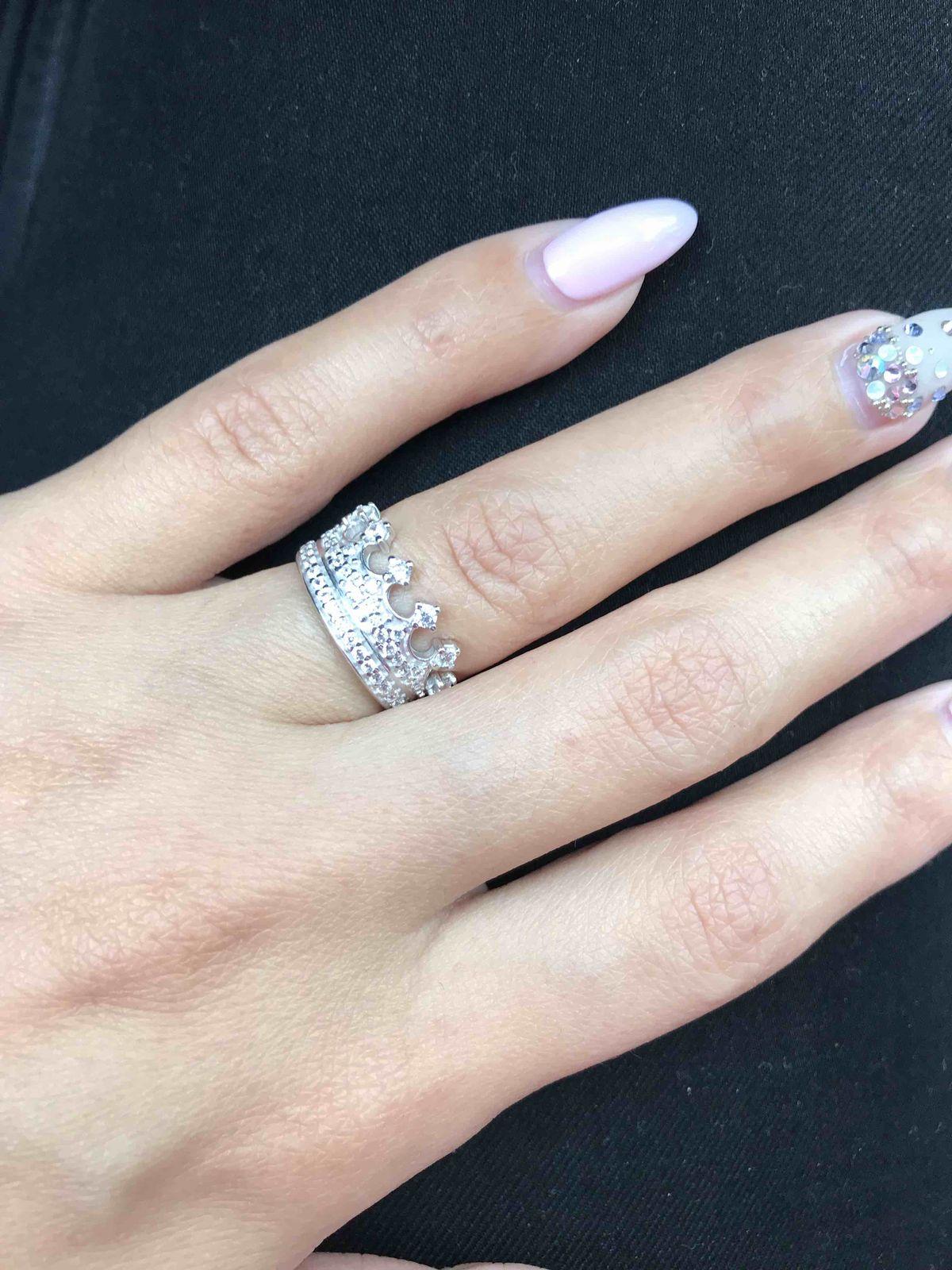 Привлекательное кольцо!