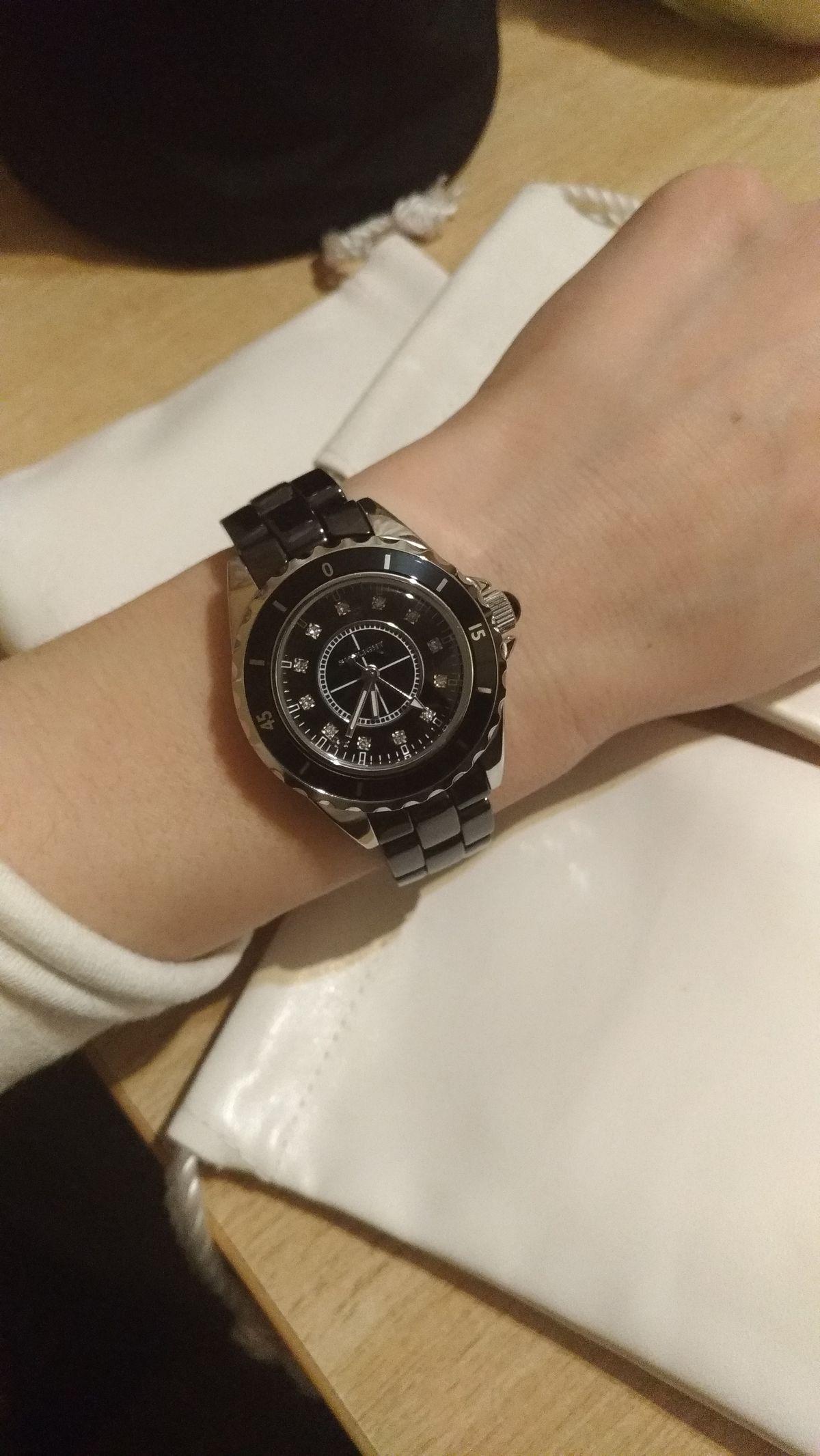 Мои любимые часы Sunlight