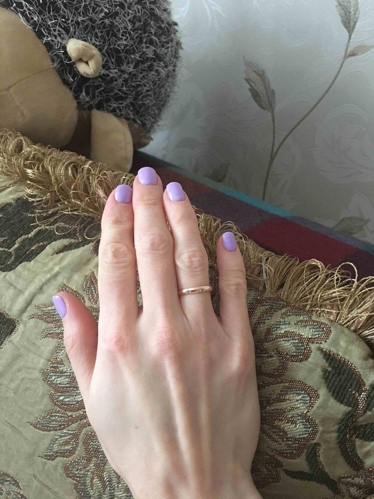 Очень удобное обручальное кольцо !!!!