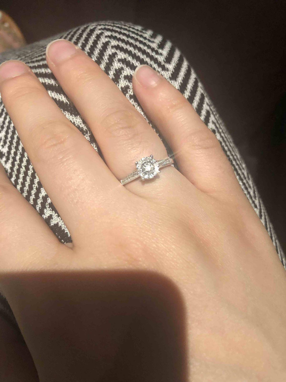 Как я покупал кольцо жене