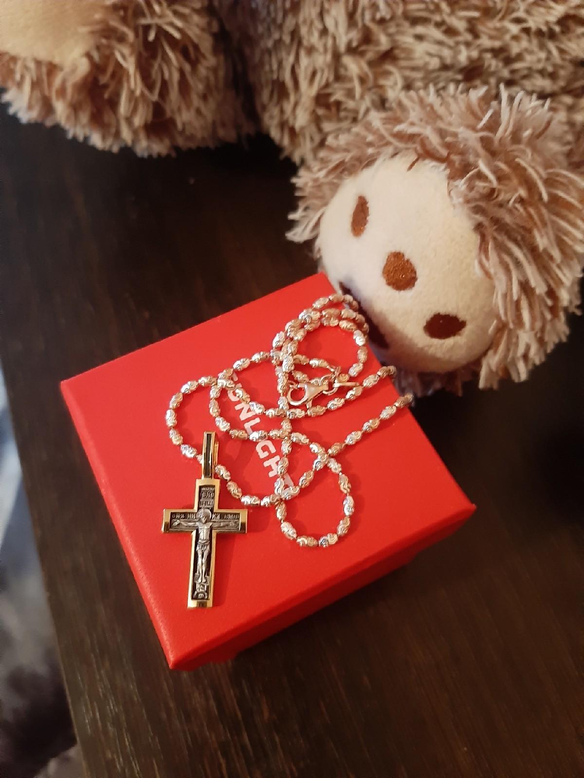Симпатичный крестик