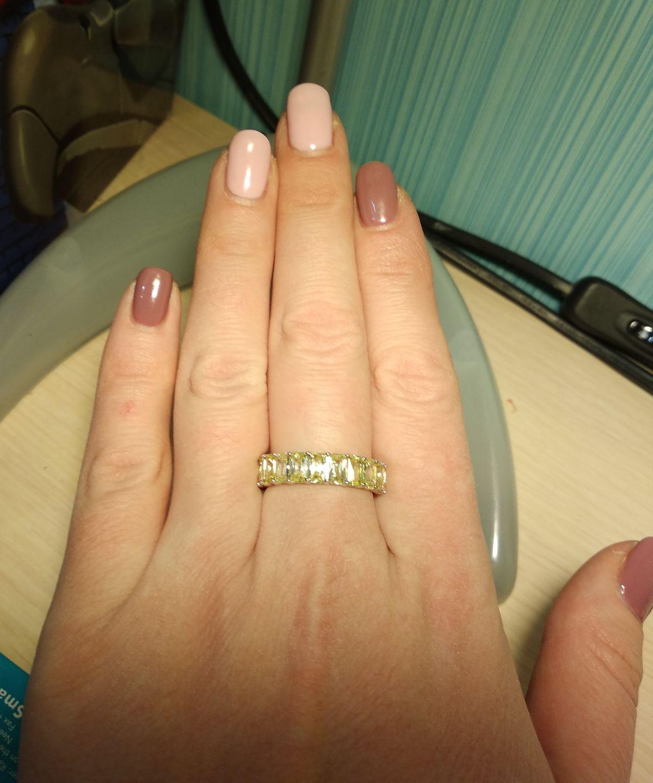 Красивущее кольцо