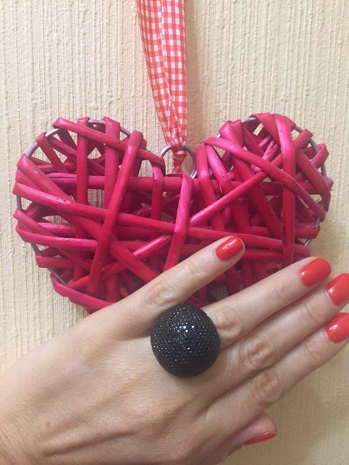 Крутое, стильное кольцо