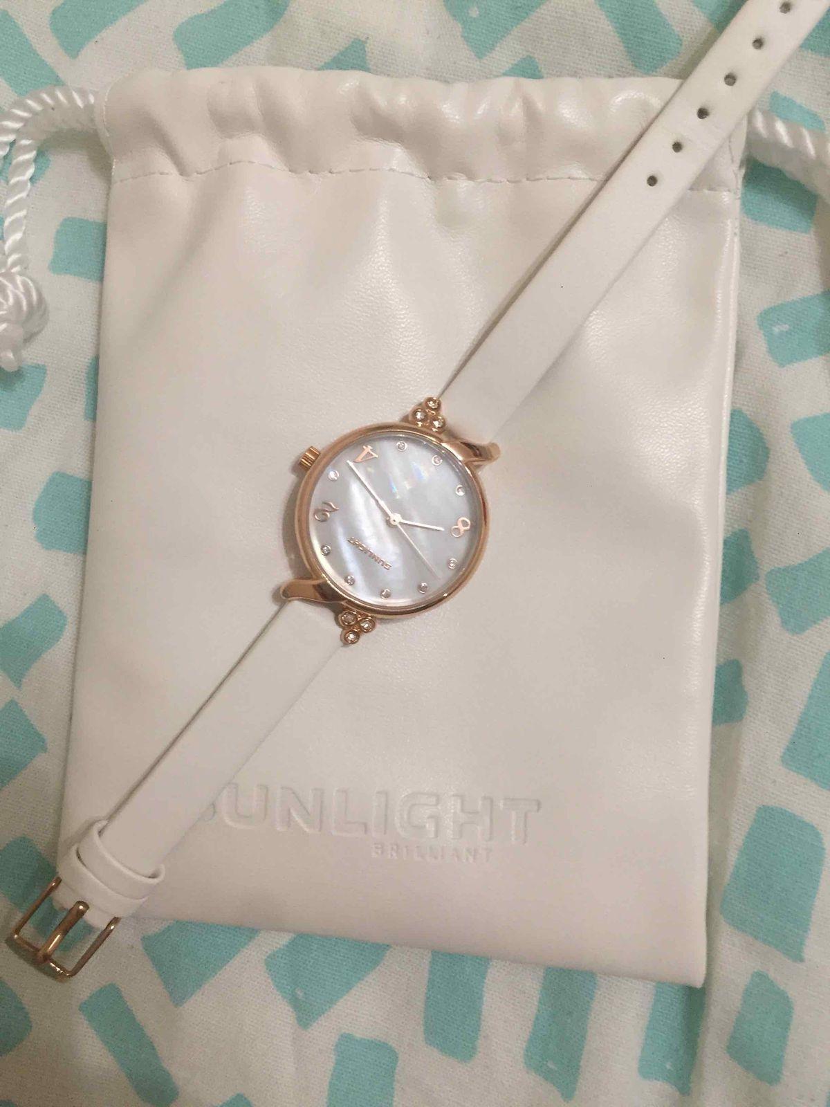 Хорошие часы и подарок