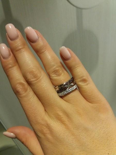 Шикарное кольцо на каждый день!
