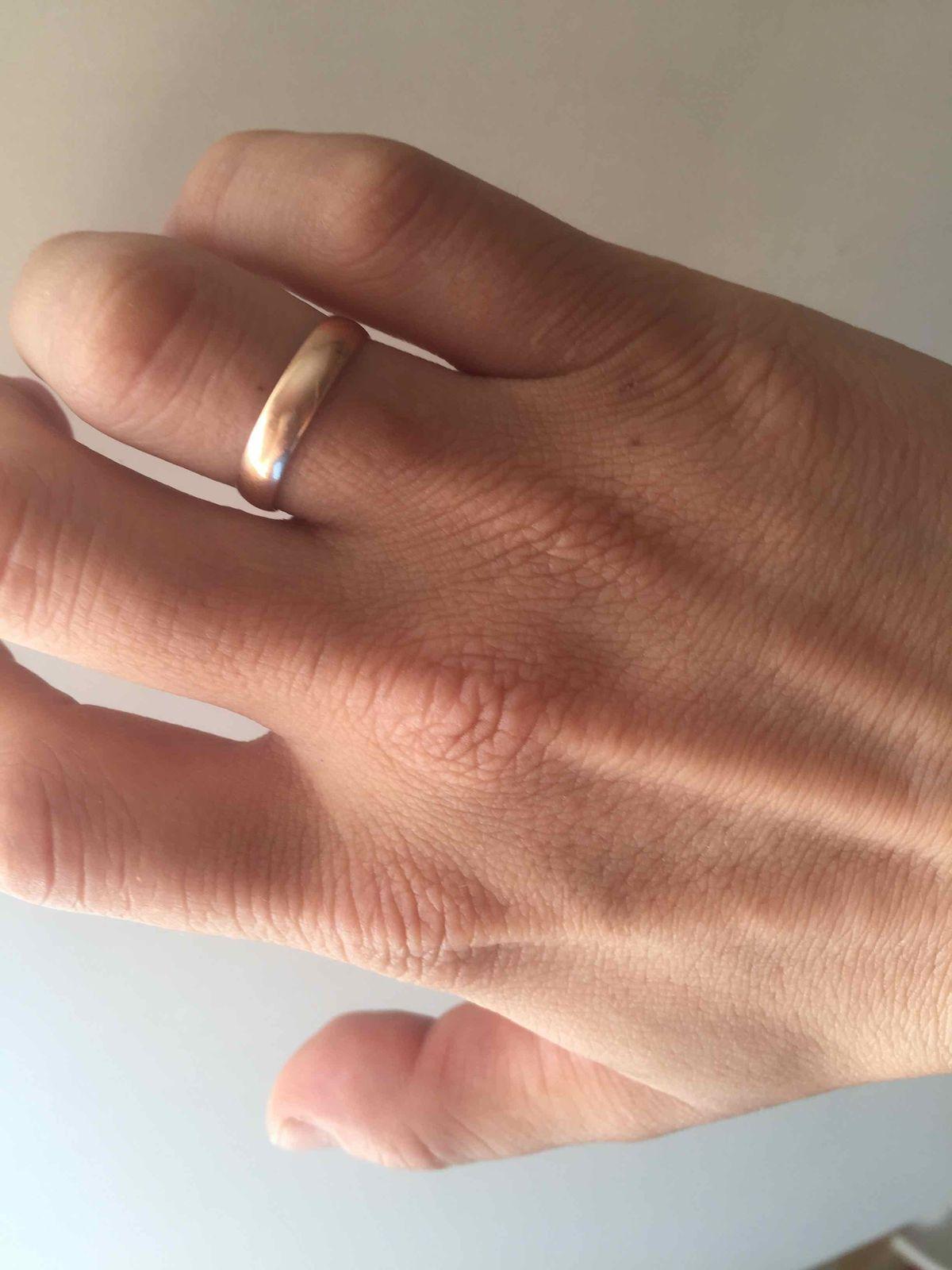 Отличное классическое кольцо на каждый день