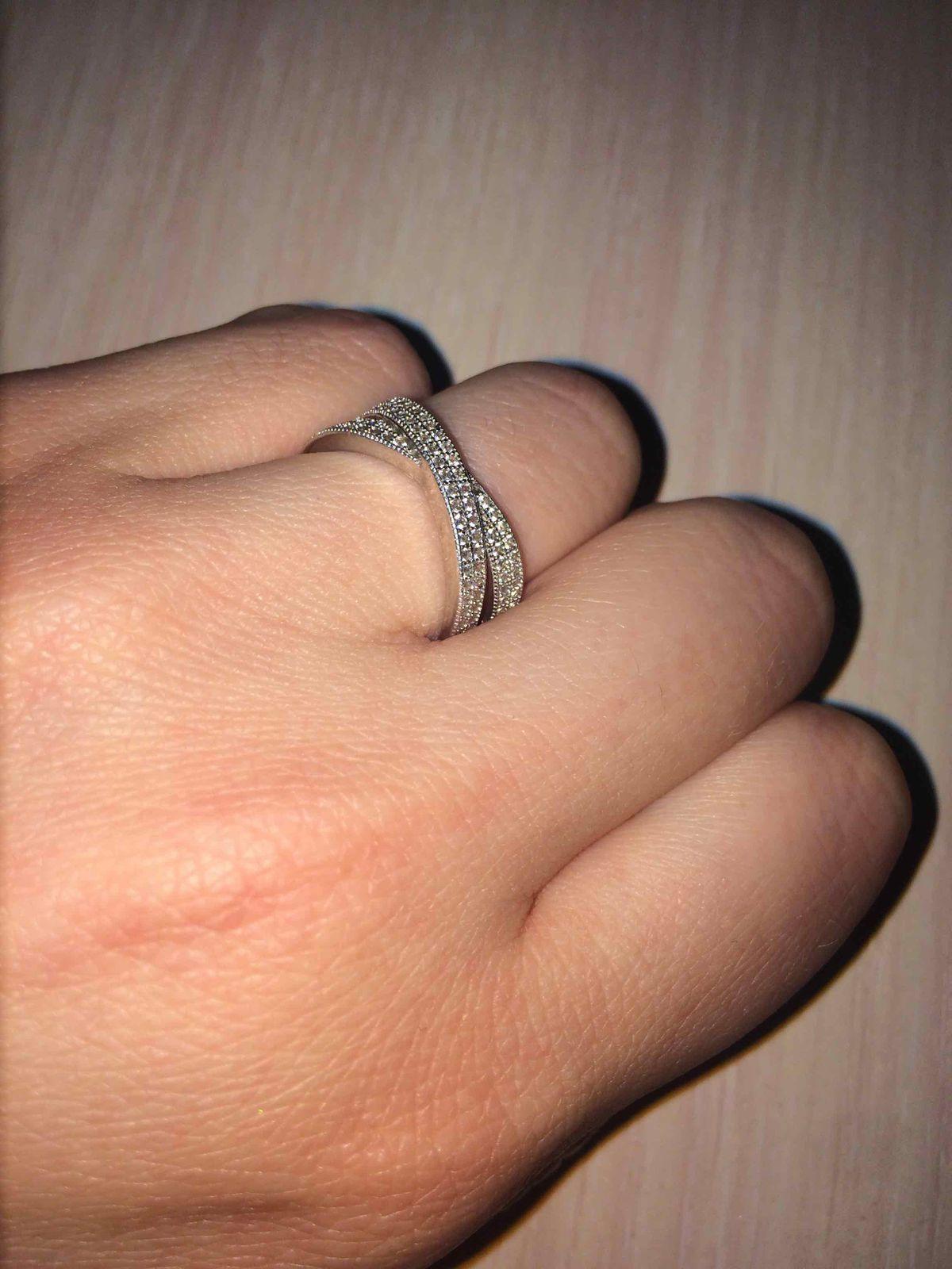 Шикарное кольцо 👑