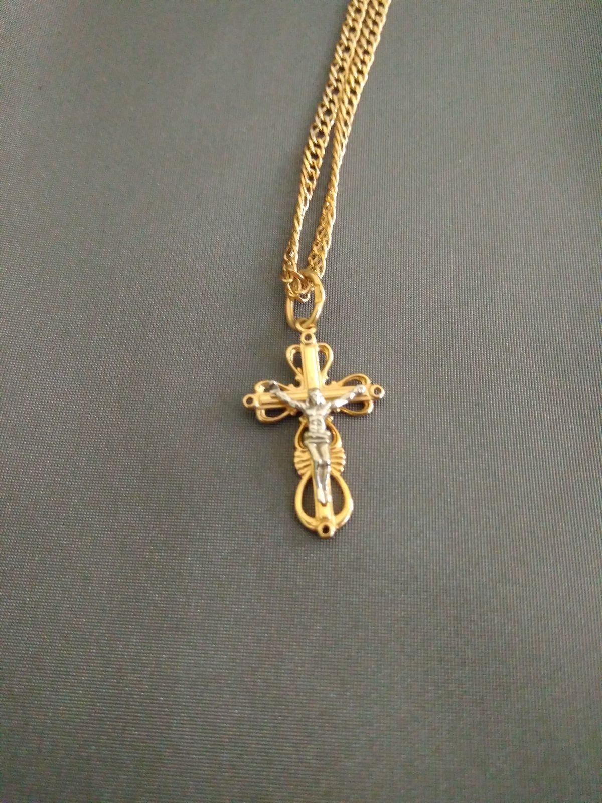 Крест для цепочки