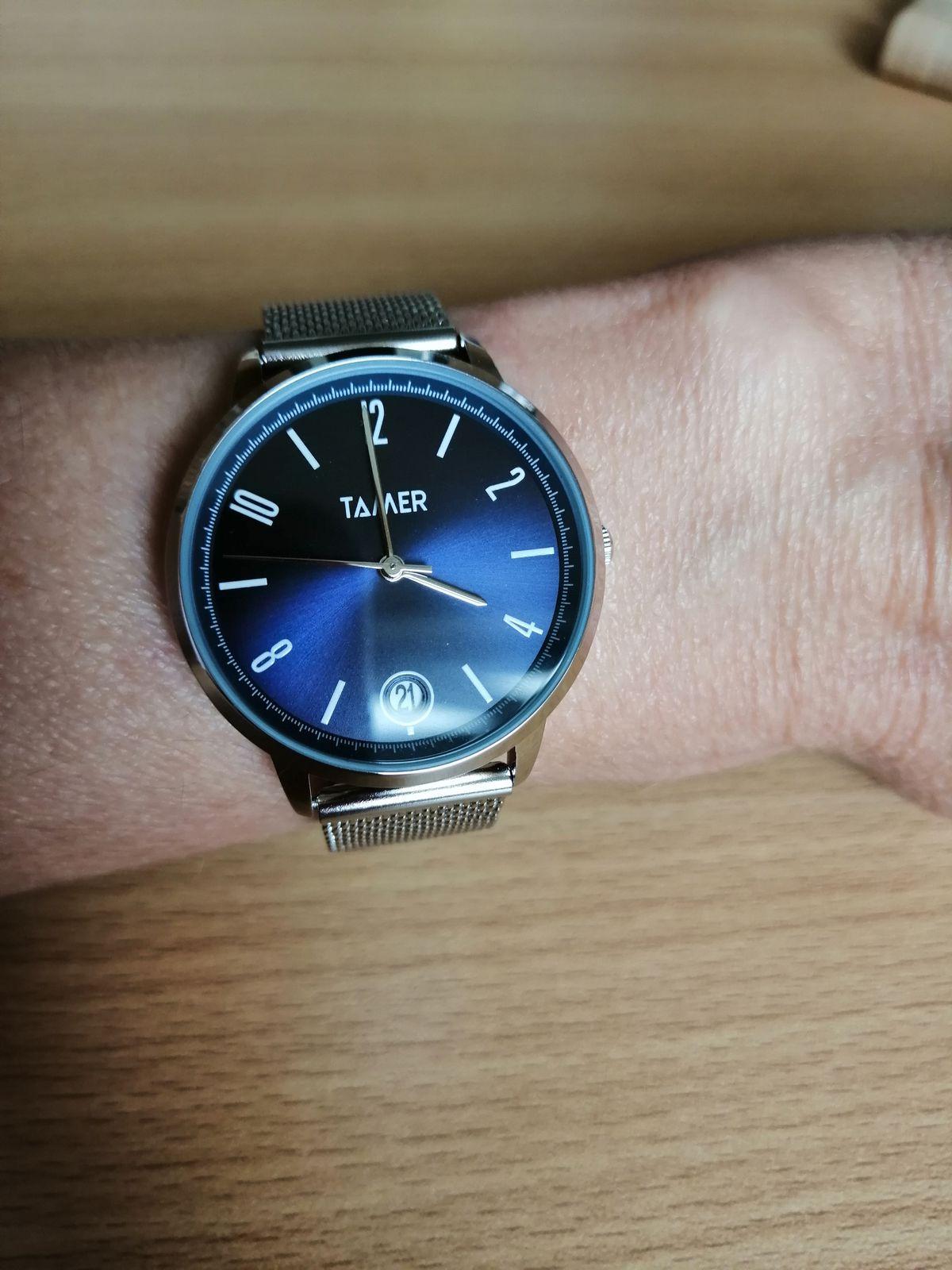 Элегантные часы