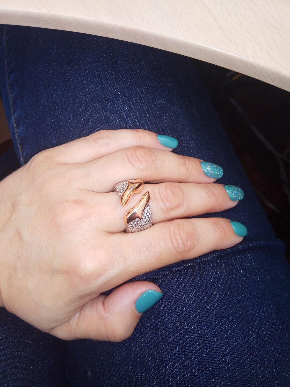 Восхитительное, необыкновенное кольцо