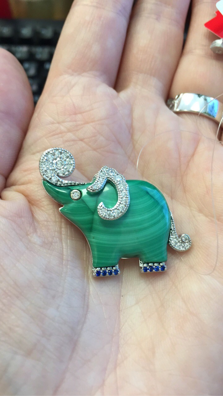 Очаровашка слон