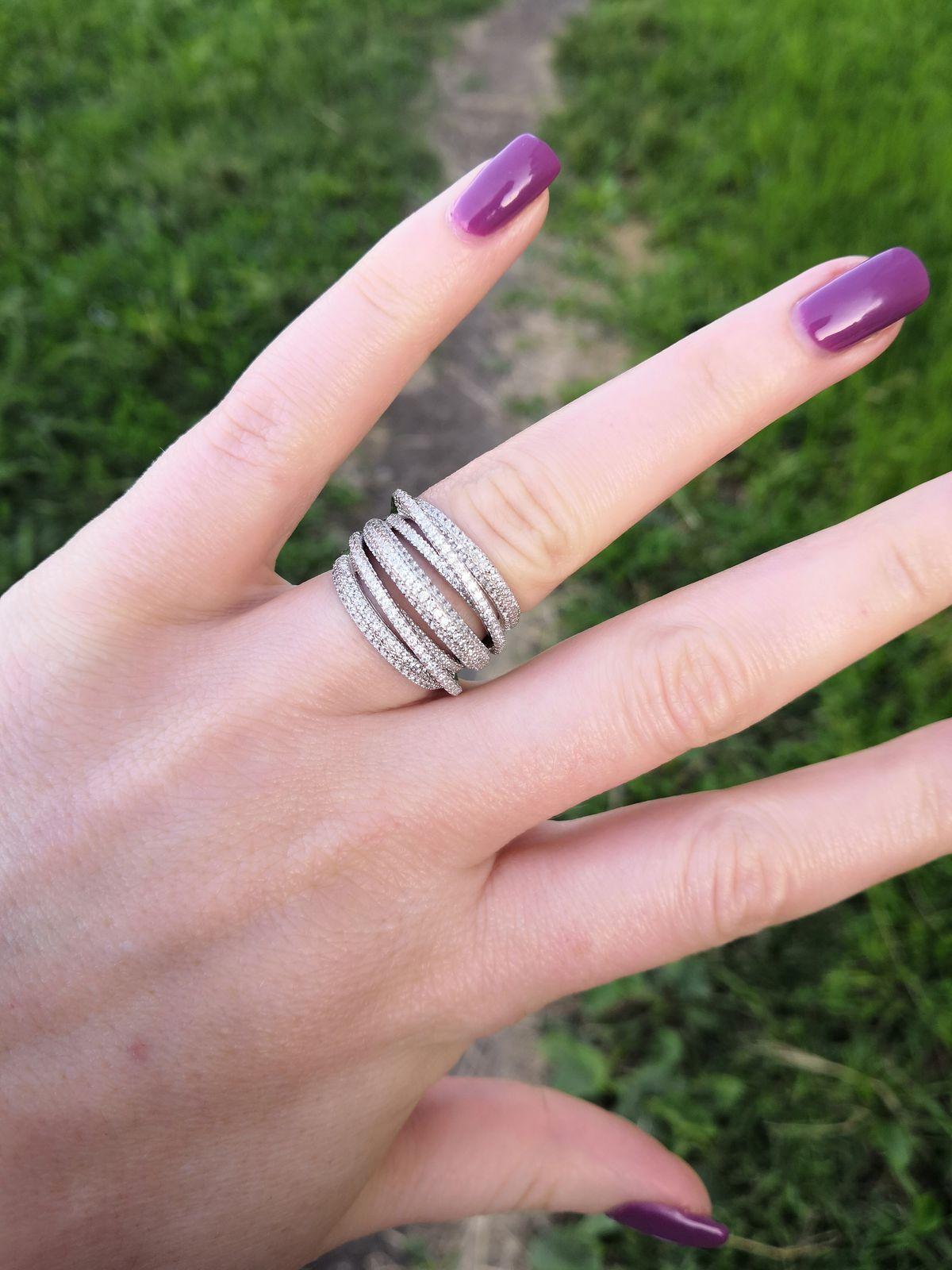 Очень крутое кольцо!!!