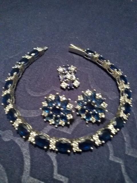 Серебро серьги